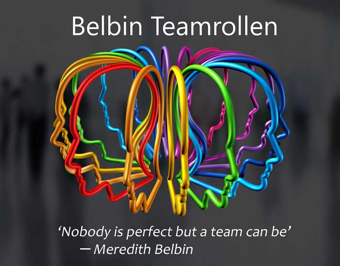 Workshop Belbin Teamrollen